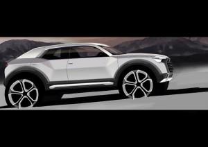 В Audi захотели маленького...