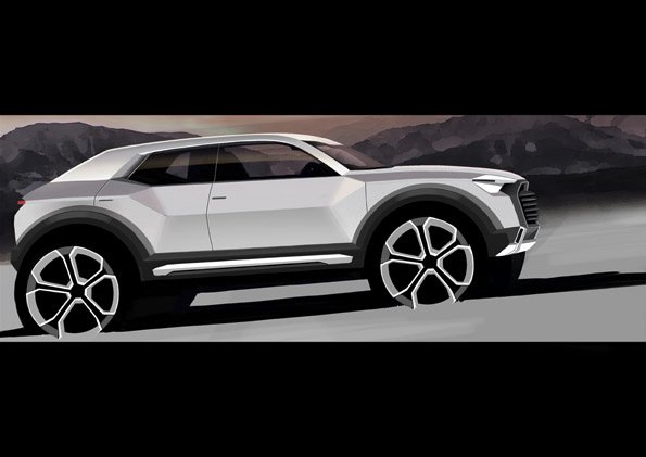 Audi AG decides on development of the Q family - the compact crossover Audi Q1 will enter the market in 2016