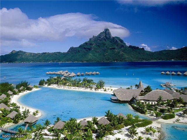 Как много сил на слабости уходит. Пять лучших островов для отдыха.