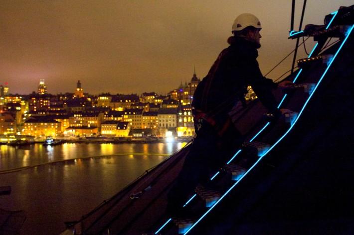 По стопам товарища Карлсона. Экскурсия по крышам Стокгольма.