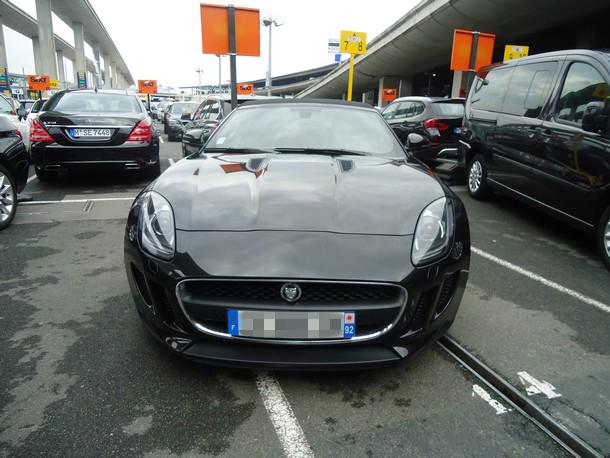 Хорошо скопированное старое. Jaguar F-type.