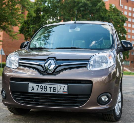 Для семейства «сумчатых». Renault Kangoo.