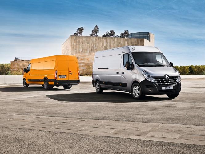 Renault Master - ещё удобнее и ещё современнее