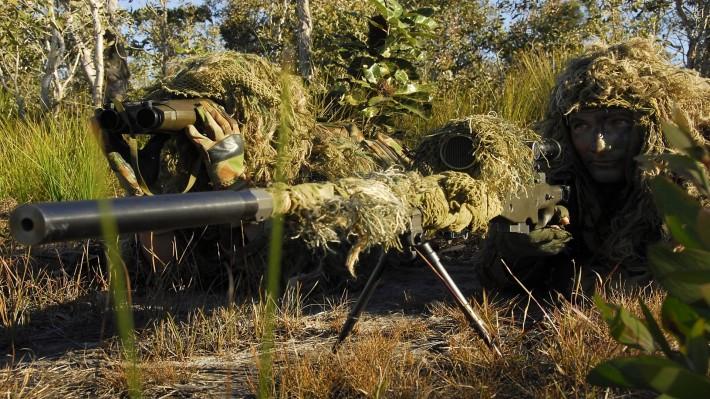 Редкие, но меткие. Современные снайперские винтовки.