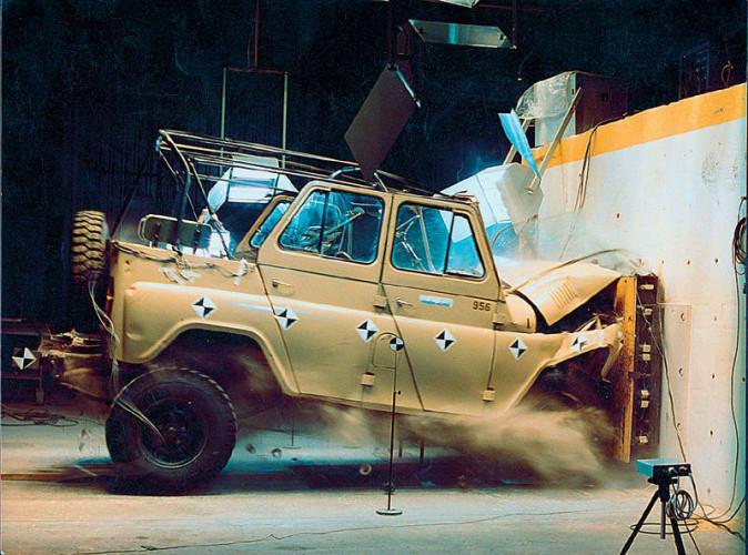 Сплагиаздили-2. Как УАЗ слизал идею «Мерседеса».