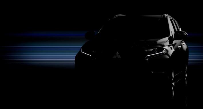 Mitsubishi Motors представляет Новый Pajero Sport