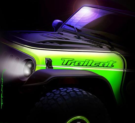 Jeep® и Mopar представляют семь концептуальных автомобилей, созданных специально к 50-летию Easter Jeep Safari