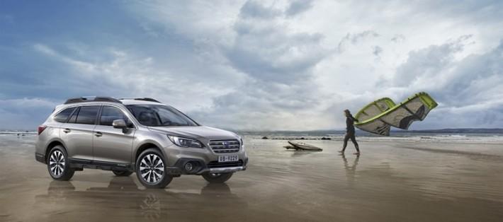 Новые системы безопасности Subaru Outback