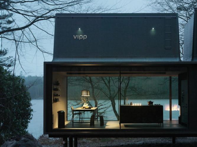 Модульный дом The Vipp Shelter