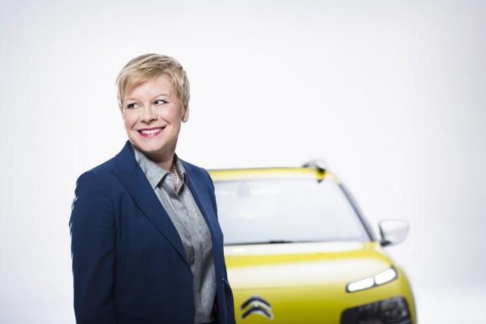 Линда Джексон, генеральный директор Citroёn, названа самой влиятельной женщиной в автомобильной индустрии.