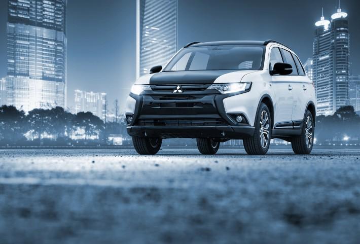 Юбилейная версия Mitsubishi Outlander к 25-летию бренда на российском рынке