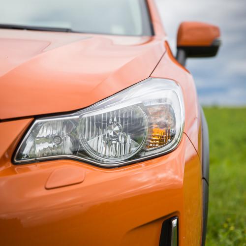 Заводной апельсин. Обновлённый Subaru XV.
