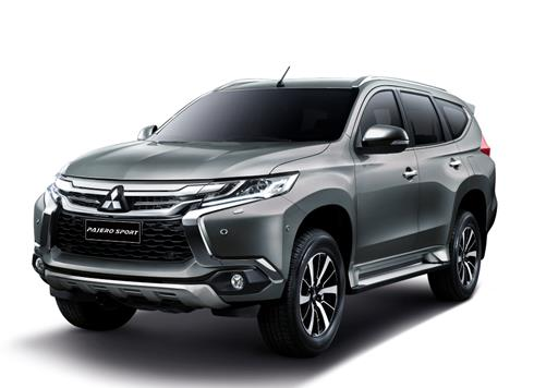 Mitsubishi Pajero Sport получает 5 звезд от ASEAN NCAP