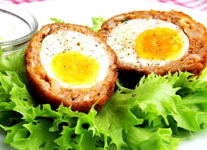 Всё дело в яйцах!