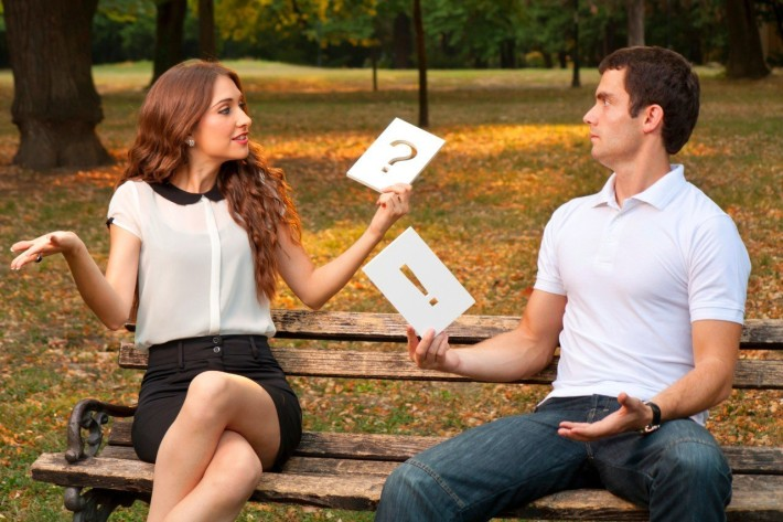 А сколько было разговоров! Что в женском поведении мужчины понимают не правильно. (18+)
