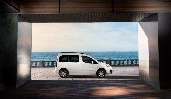 Citroën E-Berlingo Multispase: автомобиль для активного отдыха переходит на электрическую тягу