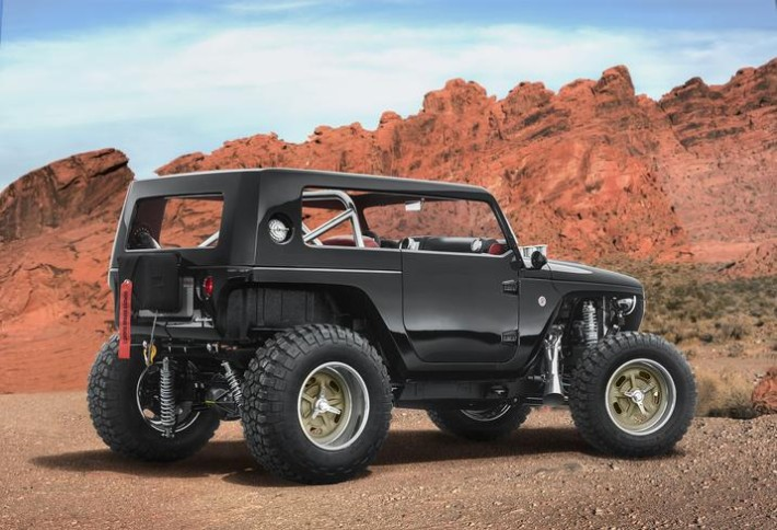 Jeep® Quicksand Concept 1