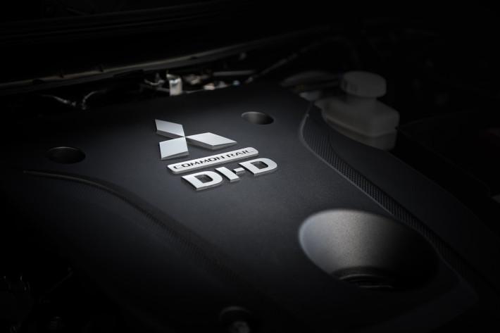Mitsubishi Pajero Sport - новая дизельная версия