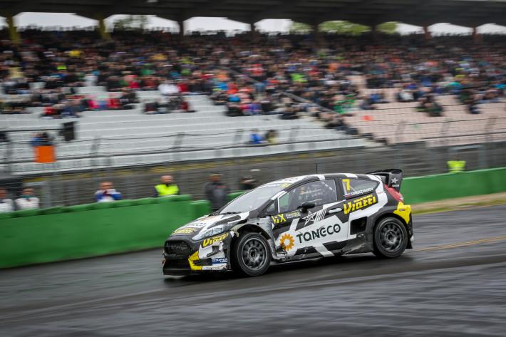 Российский автогонщик Тимур Тимерзянов выступит в четвёртом этапе чемпионата мира по ралли-кроссу в Бельгии