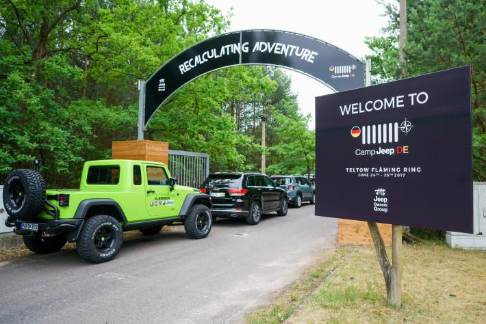 Какое лето в лагерях. Фестиваль Camp Jeep® – 2017.