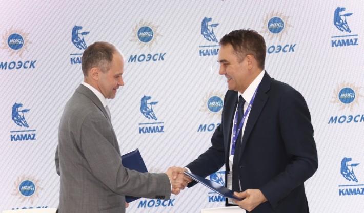 МОЭСК и КАМАЗ создадут передвижной самоходный накопитель электроэнергии