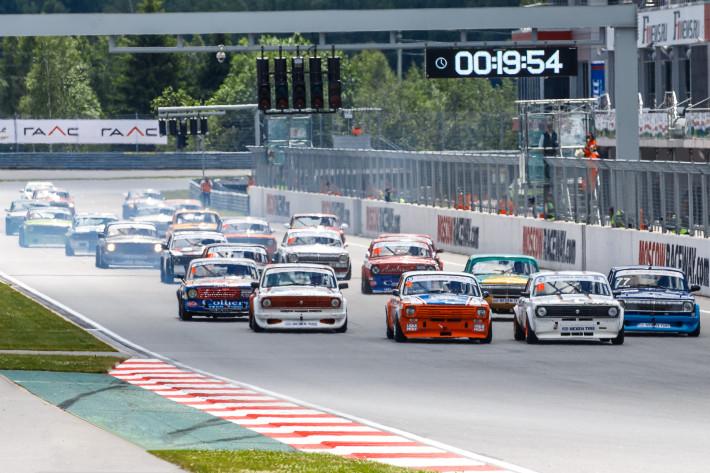 Международный автомобильный фестиваль Moscow Classic Grand Prix `2017 уже скоро!