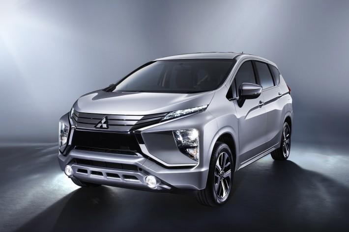 Компания Mitsubishi Motors представила совершенно новую модель - Xpander