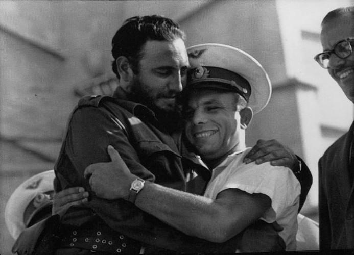 Убить Юрия Гагарина. Немного о провале ЦРУ на Кубе.