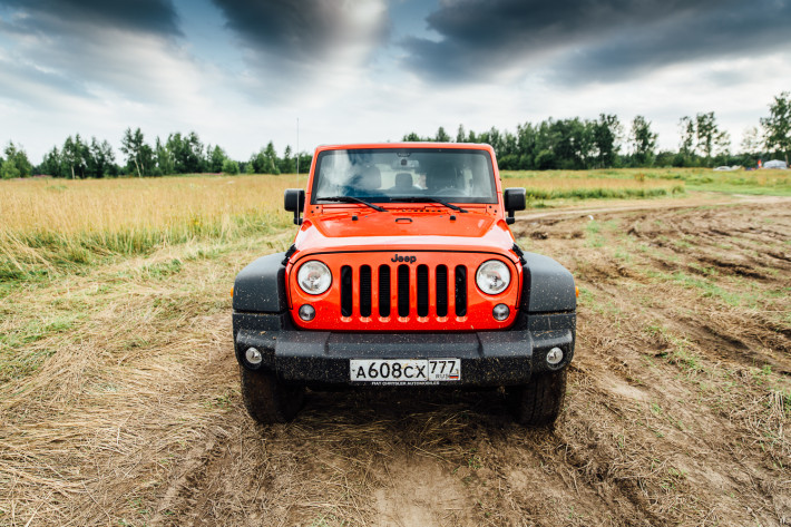 В Россию верить лучше из Майами. Тест Jeep Wrangler Rubicon.