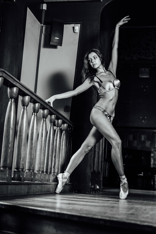 Мужской балетный секс