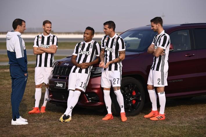 Juventus & Jeep