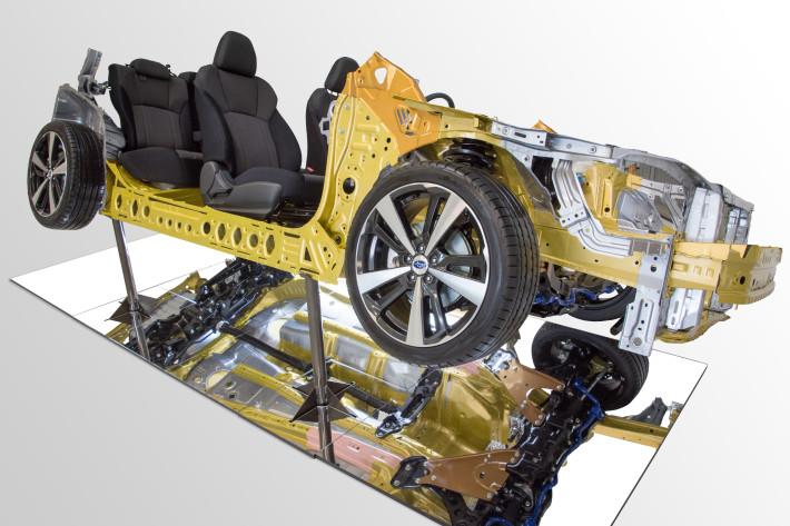 Subaru Global Platform (128686)