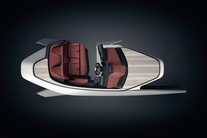 Beneteau Peugeot Sea Drive Concept 003