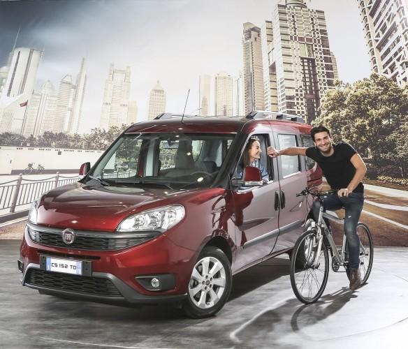 Новый Fiat Doblo в России