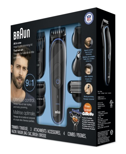 Braun представляет первую полную линейку наборов для стайлинга.