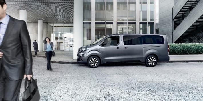 Peugeot Traveller_ VIP 1
