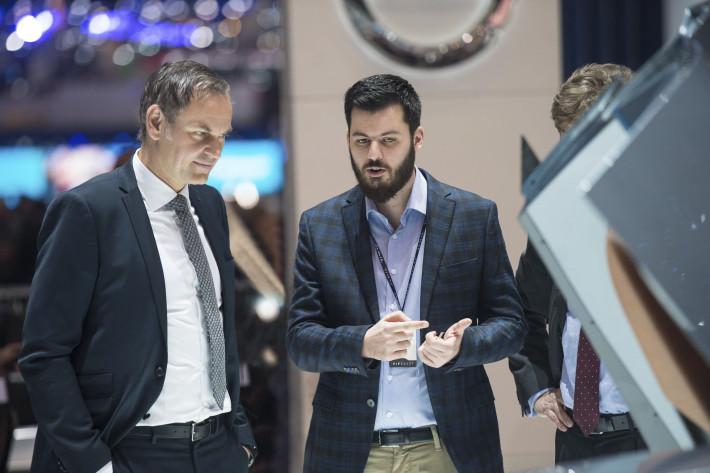 Porsche инвестирует в хорватскую компанию Rimac, разрабатывающую новые технологии и спортивные автомобили