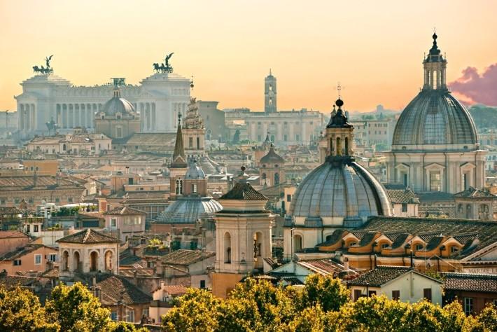 Три дня в Риме. Наш краткий туристический гид.