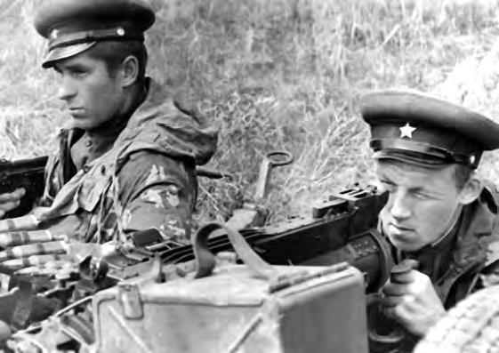 Брать больше трофеев и трупов. Нападение Китая на СССР в районе озера  Жаланашколь.