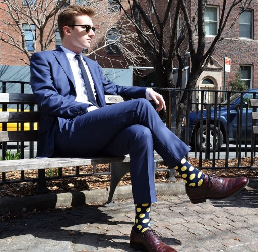 Перед сексом снимать! И другие правила ношения носков.